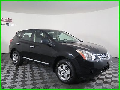 2011 Nissan Rogue S AWD I4 SUV Cloth Seats Aux Input Automatic 49195 Miles 2011 Nissan Rogue AWD SUV Keyless Entry Lowest Price In Southeast