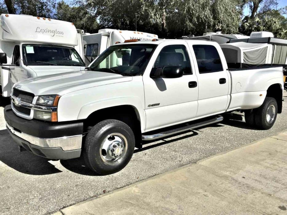 2004 Chevrolet 3500 DUALLY