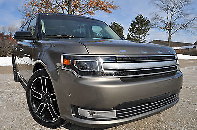 2014 Ford Flex LIMITED ECOBOOST AWD. 2014 Ford Flex Limited Sport Utility 4-Door 3.5L/AWD/4 Sunroof/Turbo/Cooler/TOW
