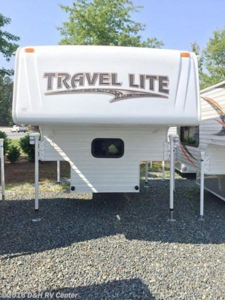 2017 Travel Lite Super Lite Full Sized Trucks 770R, 0