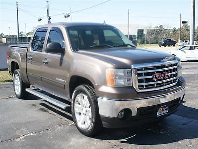 2008 GMC Sierra 1500 SLE1 Low miles SLE Automatic Bedcover 20 Inch Rims Running Boards V8 Clean Carfax