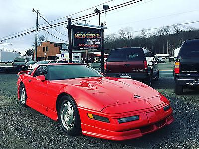 1996 Chevrolet Corvette Greenwood 1996 Chevrolet Corvette Greenwood Hatchback 2-Door 5.7L