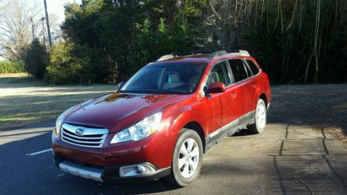 2011 Subaru Outback LIMITED 2011 SUBARU OUTBACK,AUTO,AWD,LEATHER,ONE OWNER,63k MILES ONLY!!!