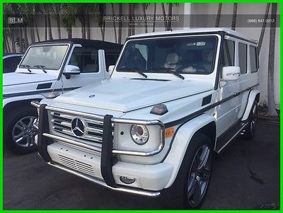 Mercedes benz g class cars for sale in florida for Mercedes benz g550 suv used