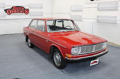 1968 Volvo 142 Runs Drives Body Int VGood 1.8L 4 spd manual 1968 Red Runs Drives Body Int VGood 1.8L 4 spd manual!