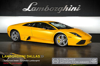 Lamborghini Murcielago Coupe Cars For Sale In Texas