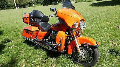 2012 Harley-Davidson Touring  2012 Harley Davidson Electra Glide Ultra Limited Classic