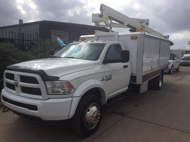 2013 Dodge Ram 5500hd  Utility Truck - Service Truck