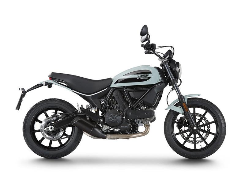 2017 Ducati Scrambler Sixty2 Ocean Grey
