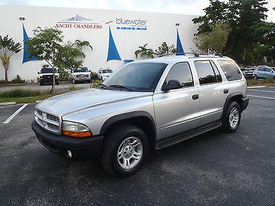 2003 Dodge Durango Sport Edition - 4.7 - 5 Passenger - Sport Utility 100% FL SUV - 2 Owners - 4.7 liter Magnum - Sport Edition - 5 Passenger - Clean