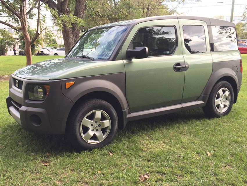 2005 Honda Element  2005 Honda Element AWD (VERY NICE!!!!