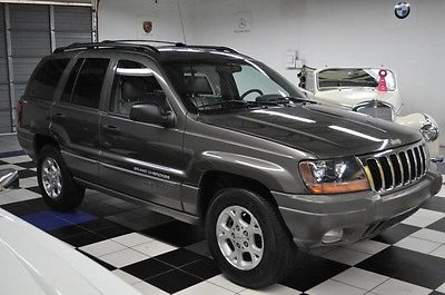 1999 Jeep Grand Cherokee LAREDO - ONLY 46K MILES - X-CLEAN - 4 WHEEL DRIVE  1999 Jeep Only 46,107 Documented Miles!