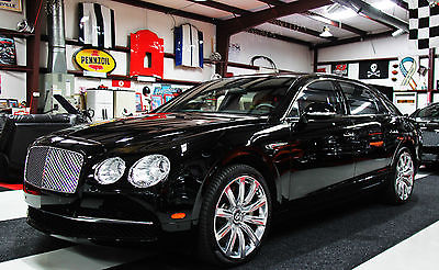 2014 Bentley Flying Spur Base Sedan 4-Door 2014 bentley flying spur base sedan 4 door 6.0 l