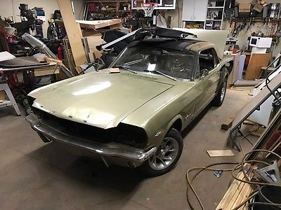 1966 Ford Mustang 1966 ford mustang coupe c code