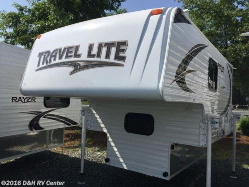 2017 Travel Lite Super Lite Full Sized Trucks 770R, 2