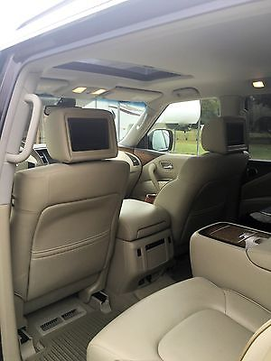 2014 Infiniti QX80 BASE 2014 QX80 Luxary Vehicle; a dream ride. 25,600 miles, warranty, loaded.
