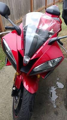 2007 Yamaha YZF-R  2007 Yamaha r6