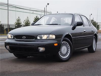 1993 Infiniti J30 4dr Sedan Personal Luxury ONLY 46K MILES LEATHER J30T TOURING RUNS & DRIVES GREAT EXTRA CLEAN