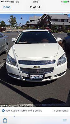2008 Chevrolet Malibu LTZ Chevy Malibu LTZ V6 2008