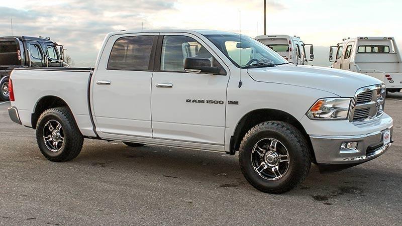 2012 Dodge Ram 1500slt  Pickup Truck