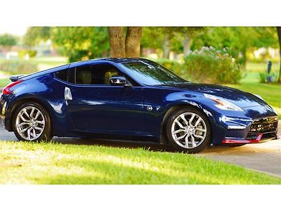 2014 Nissan 370Z 2014 Nissan 370Z TOURING 6 Speed Manual 2-Door Coupe