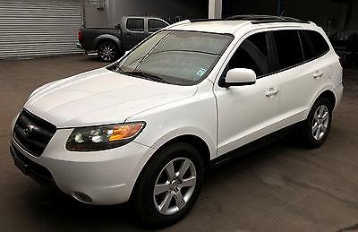 2007 Hyundai Santa Fe  Hyundai Santa Fe