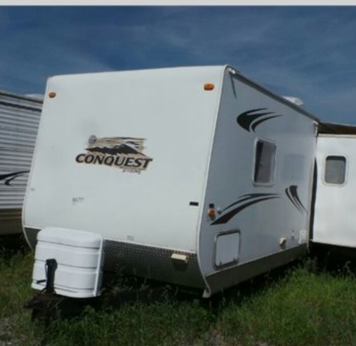 2009 Gulf Stream CONQUEST 26RLS