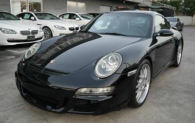 2006 Porsche 911 Carrera S 2006 Porsche 911 Carrera S 42052 Miles Black Coupe 3.8L FLAT 6 CYLINDER 5-Speed