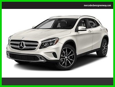 2016 Mercedes-Benz Other GLA250 2016 GLA250 Used Certified Turbo 2L I4 16V Automatic Front Wheel Drive SUV