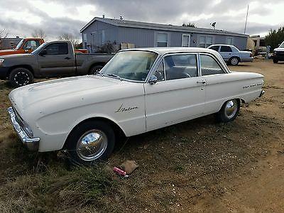 1961 Ford Falcon 86 1961 Ford Falcon