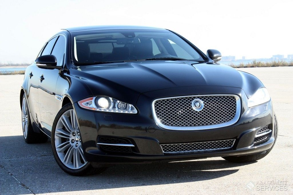 2012 Jaguar XJ Supercharged 2012 JAGUAR XJ SUPERCHARGED NAVIGATION BACKUP CAMERA HEATED SEATS BLUETOOTH