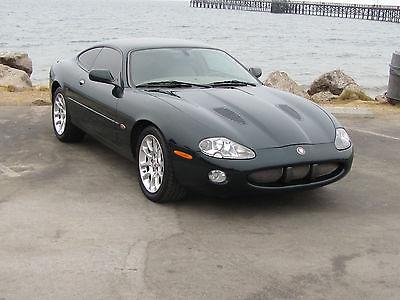 2001 Jaguar XKR  2001 Jaguar XKR Coupe