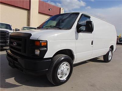 2008 Ford Other Pickups Commercial 2008 FORD E-350 SUPER DUTY 1 TON CARGO VAN - WORK BODY UPFITTED BY ABC - CLEAN!