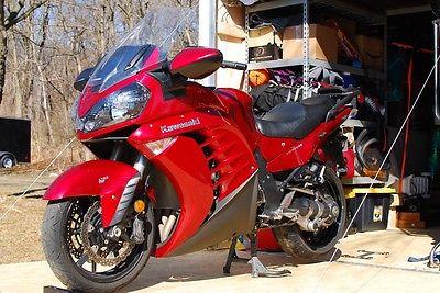 2014 Kawasaki Concours 14  kawasaki concours 14