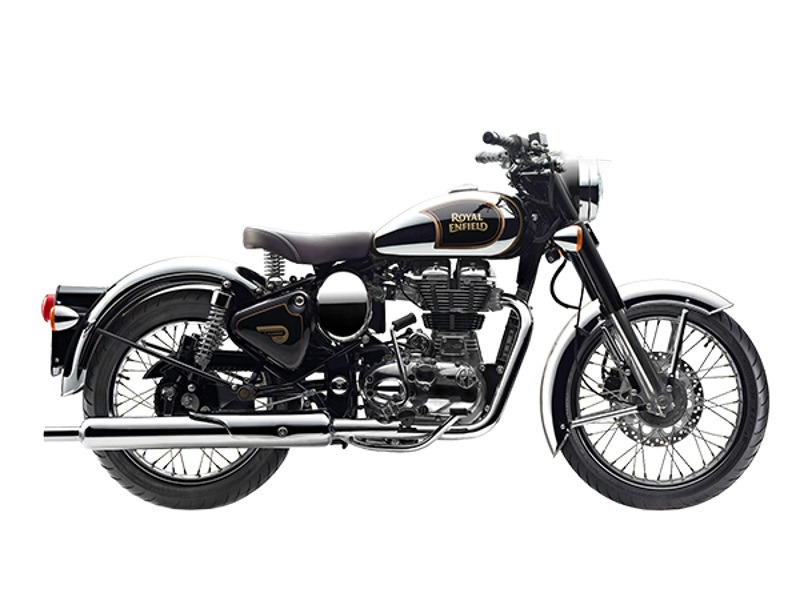 2017 Royal Enfield Classic Chrome