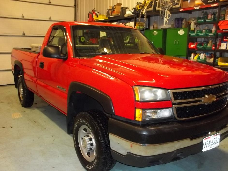 2006 Chevy Silverado 4x4 Vehicles For Sale