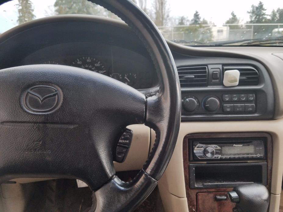 1999 Mazda 626 LX 1999 mazda 626 for sale
