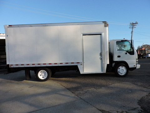 2007 Gmc W5500 Hd Box Truck - Straight Truck