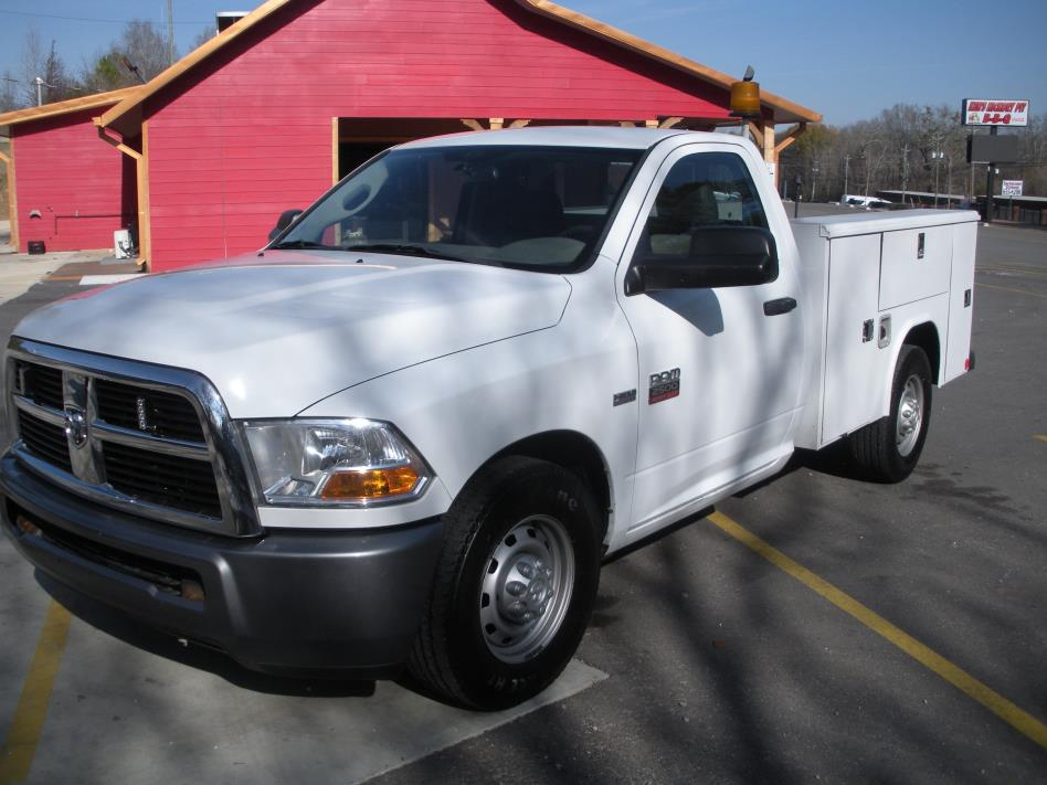 2011 Ram 2500  Utility Truck - Service Truck