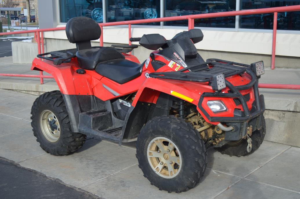 2008 Can-Am OUTLANDER MAX 2-UP 800
