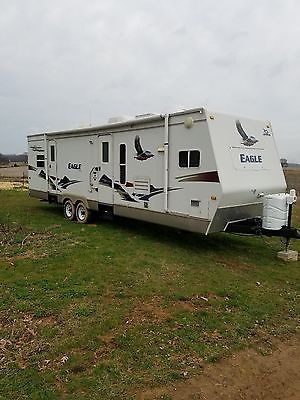 2006 Jayco Eagle Camper 34 Ft
