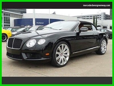 2014 Bentley Continental GT V8 2014 V8 Used Turbo 4L V8 32V Automatic All Wheel Drive Premium