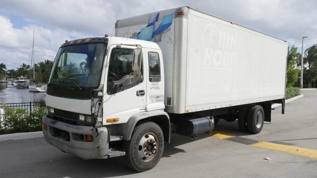 2000 Isuzu Ftr  Box Truck - Straight Truck
