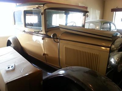 1930 Ford Model A 1930 Ford Model Tudor