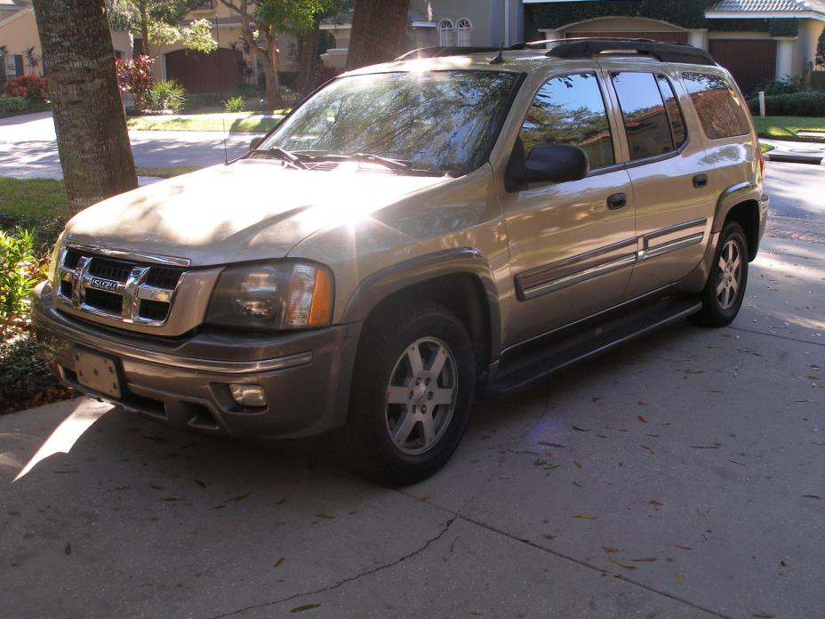 2005 Isuzu Ascender LS- 4X4 + POSITRACTION 2005 ISUZU ASCENDER LS   4X4  w/ POSITRACTION + TOTALLY FACTORY LOADED