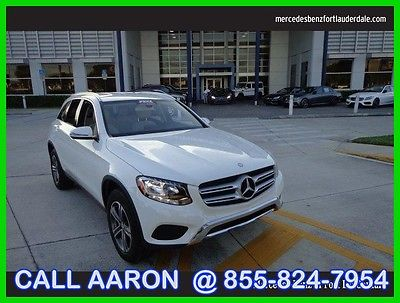 2017 Mercedes-Benz Other GLC300 2017 GLC300 Used Turbo 2L I4 16V Automatic Rear Wheel Drive SUV Premium