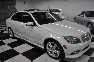 2011 Mercedes-Benz C-Class C300 - LOW 52K FLORIDA MILES - CLEAN CARFAX - 2011 Mercedes-Benz