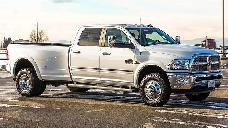 2016 Ram 3500 Laramie  Pickup Truck