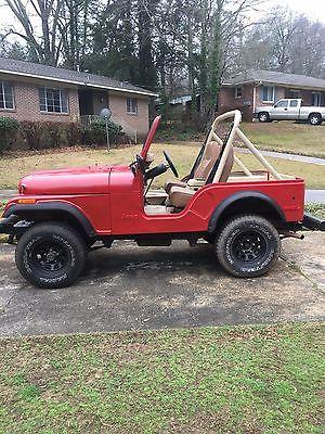 1979 Jeep CJ  1979 jeep cj5