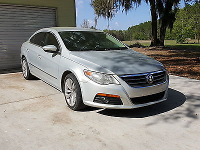2009 Volkswagen CC Sport Sedan 4-Door 2009 VW CC 2.0 Turbo